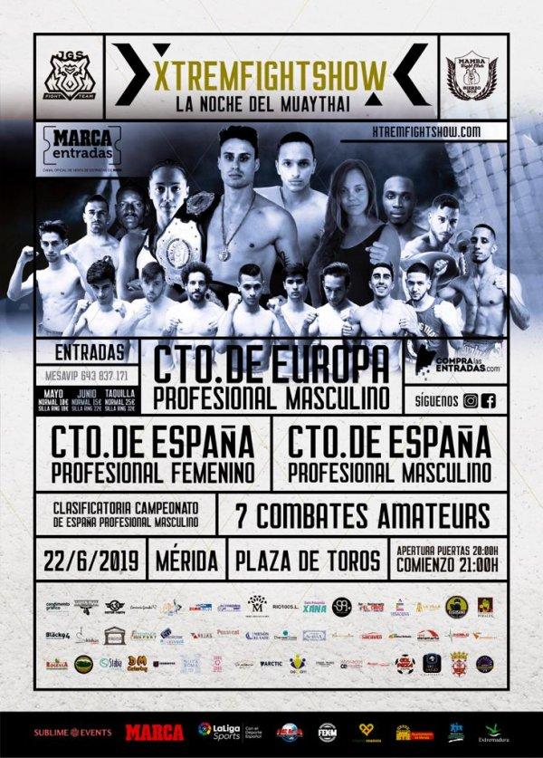 Xtream Fight Show -La noche del Muaythai-