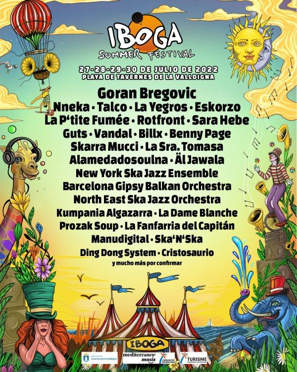 Iboga Summer Festival   Enterticket