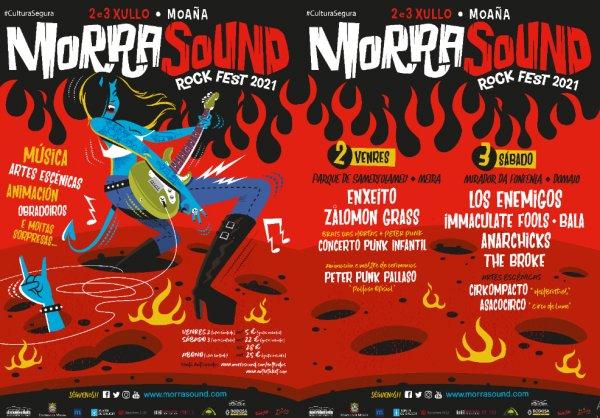 Morrasound Rock Fest 2021 | VENRES: Punk Infantil