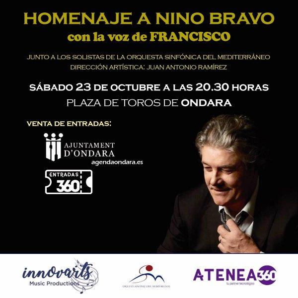 Homenaje a Nino Bravo