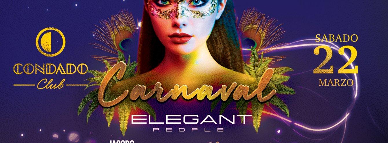 """CARNAVAL """"Elegant People"""""""