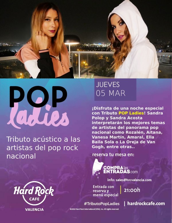Pop Ladies