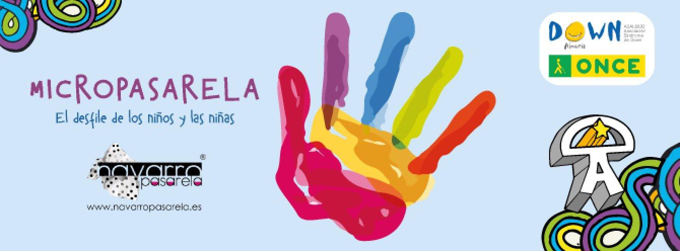 Imagen MICROPASARELA (PASARELA INCLUSIVA DE MODA INFANTIL)