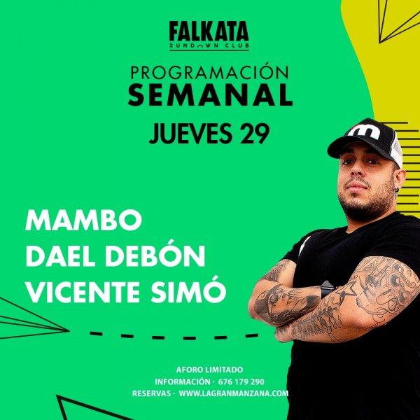 Falkata | 29 de JULIO