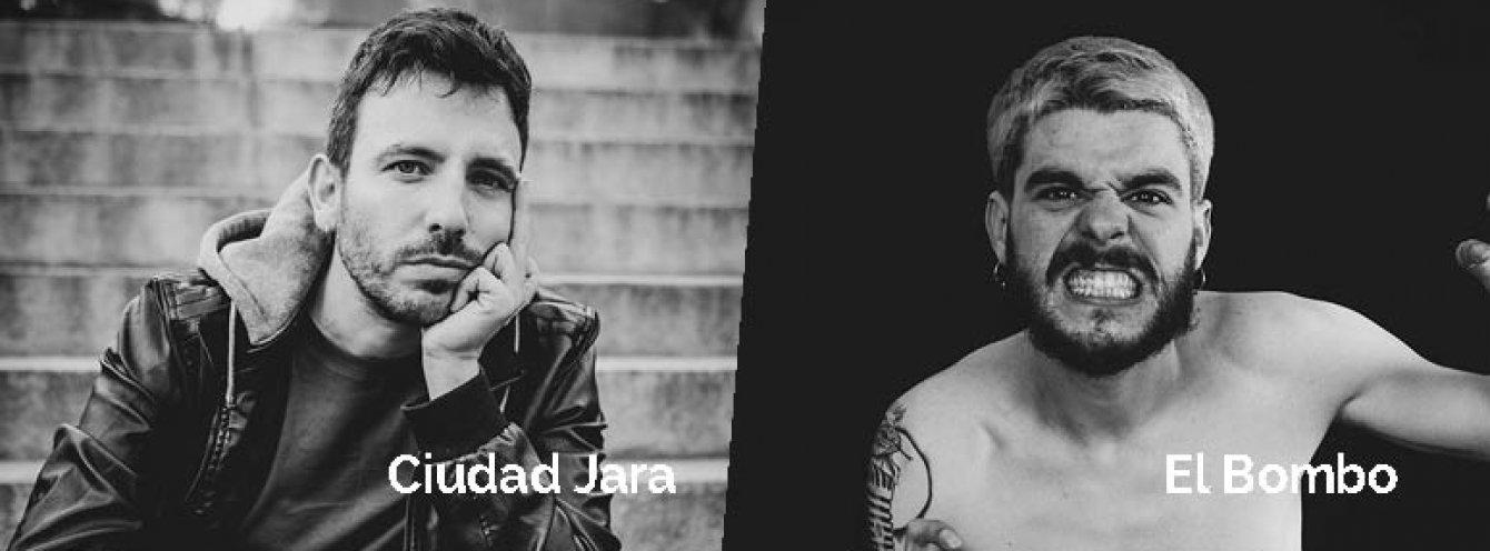 CONCIERTO CIUDAD JARA + EL BOMBO - ALMERÍA