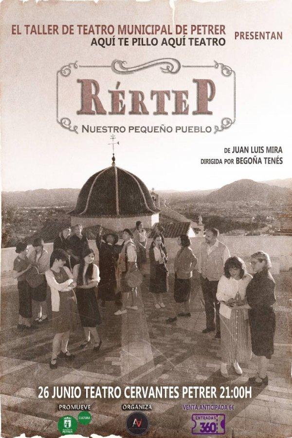 RÉRTEP, NUESTRO PEQUEÑO PUEBLO