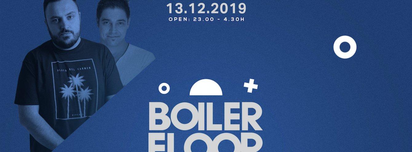 Boiler Floor