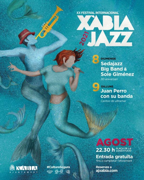 Sedajazz Big Band & Sole Giménez