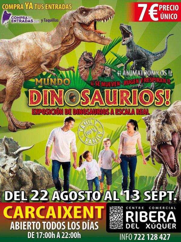 Mundo Dinosaurios