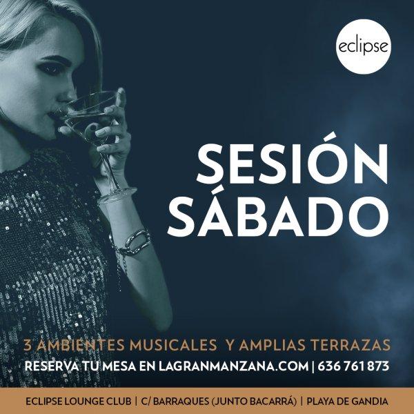 ECLIPSE | SABADO 31 JULIO