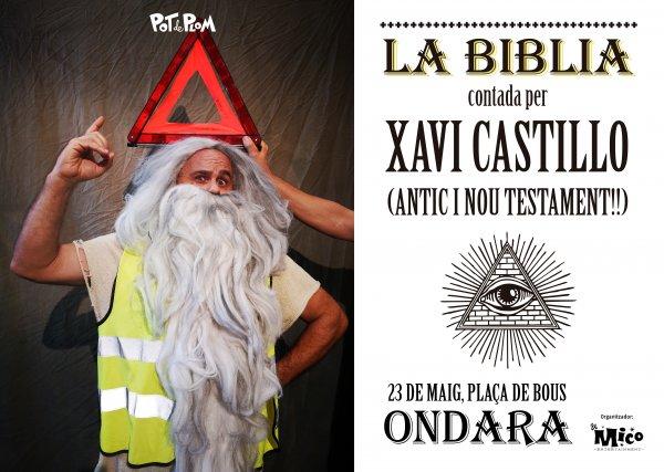 La Bíblia contada per Xavi Castillo