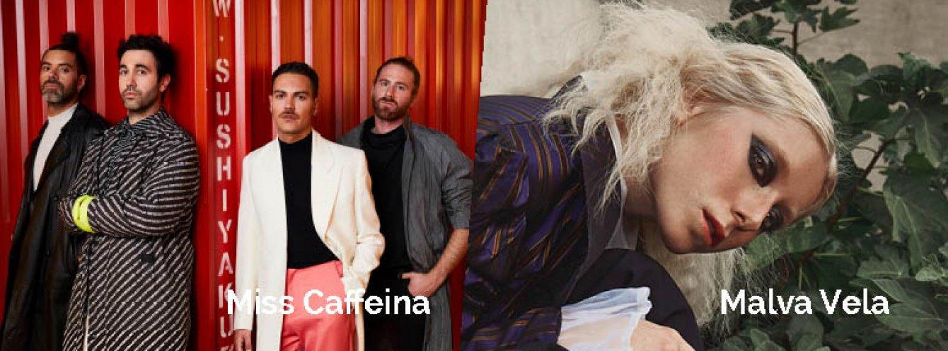 CONCIERTO MISS CAFFEINA + MALVA VELA - ALMERÍA