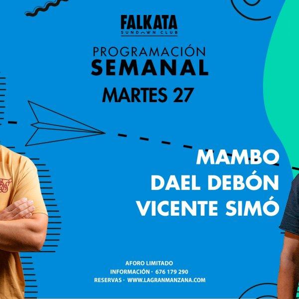 Falkata | 27 de JULIO