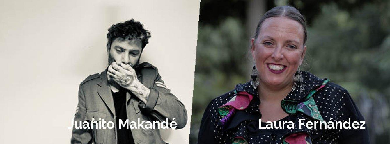 CONCIERTO JUANITO MAKANDÉ + LAURA FERNÁNDEZ - ALMERÍA