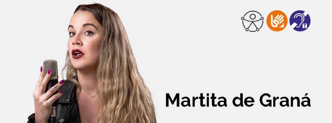MARTITA DE GRANÁ (COOLTURAL COMEDY)