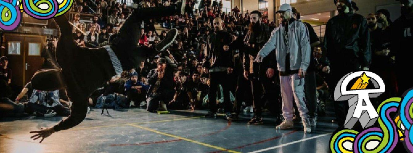 Imagen BREAK DANCE SHOW(BATALLA DE BREAK)