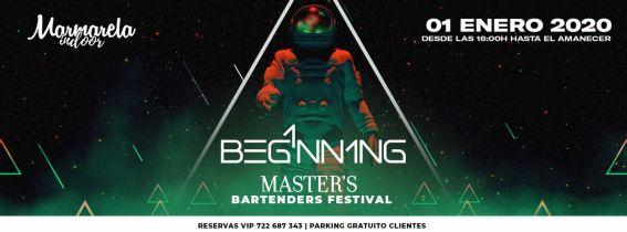 BEG1NN1NG Master's Festival - 1 de Enero