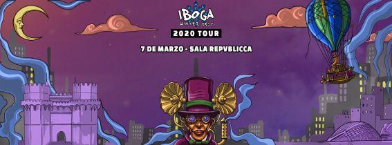 Iboga Winter Fest 2020 Valencia