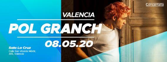 Concierto Pol Granch Valencia