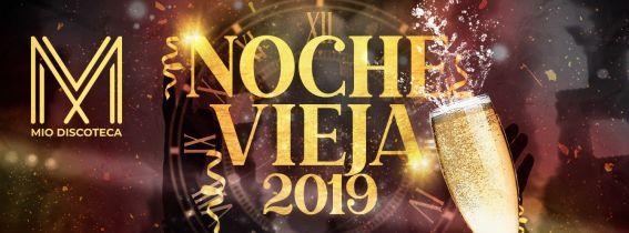 Nochevieja 2019 Mio Club