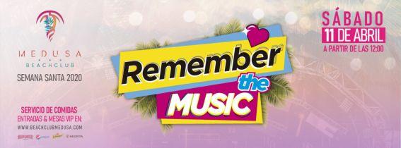 REMEMBER THE MUSIC - Semana Santa Festival