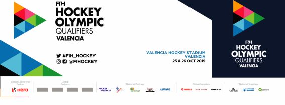 FIH HOCKEY OLYMPIC QUALIFIERS VALENCIA