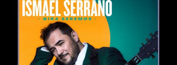 "Ismael Serrano en SALAMANCA. Gira ""Seremos"""
