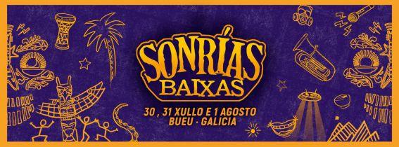 Festival SonRías Baixas 2020