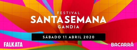 SÁBADO / FESTIVAL SANTA SEMANA GANDIA (FALKATA-BACARRA)