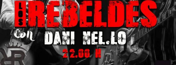Los Rebeldes en Long Rock Sevilla