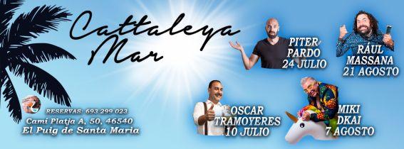 Monólogos Cattaleya Mar