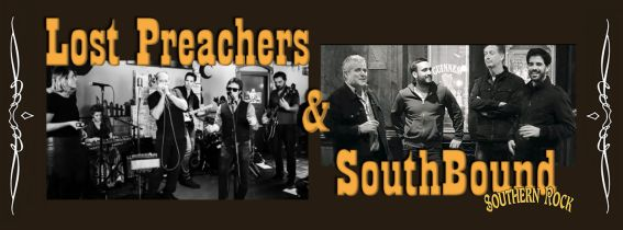 LOST PREACHERS Y SOUTHBOUND - SALA BASERRI