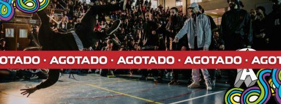 BREAK DANCE SHOW(BATALLA DE BREAK)