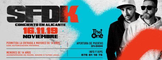 Concierto SFDK Alicante 2019