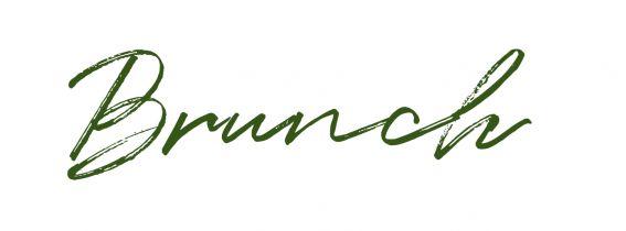 BRUNCH DOMINGO 24  DE OCTUBRE