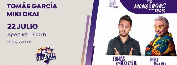 Tomas Garcia & Miki Dkai - A la fresca