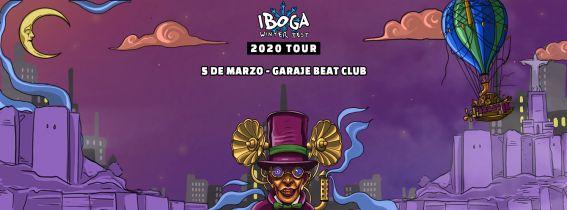 Iboga Winter Fest 2020 Murcia