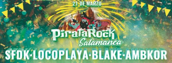 Pirata Rock Salamanca 2020