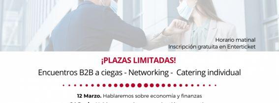 First Date Empresarial - Encuentros b2b a ciegas