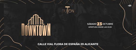 DOWNTOWN (Sábado)