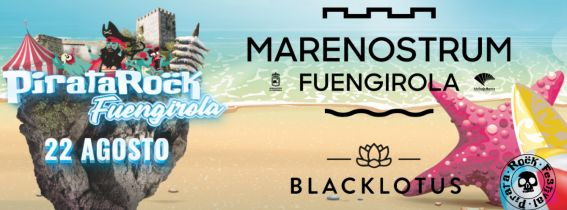 Pirata Rock Fuengirola 2020