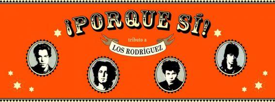 Concierto tributo a Los Rodriguez