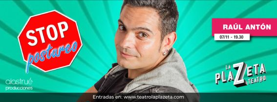 Raúl Antón - STOP POSTUREO