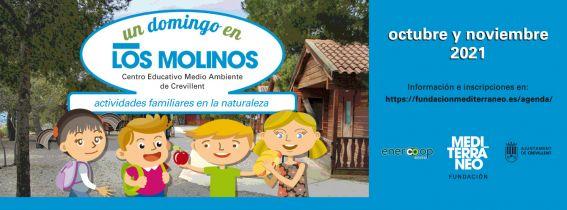 Domingos en familia en el CEMA Los Molinos. 24 de octubre
