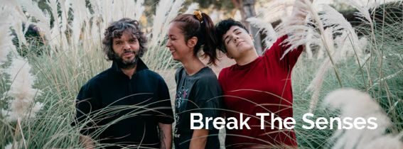 BREAK THE SENSES (RUTA GASTROMUSICAL)
