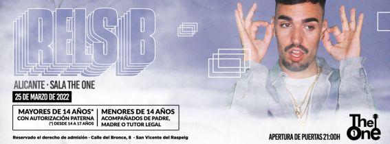 Concierto Rels B Alicante