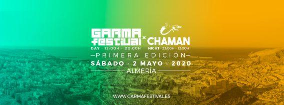GARMA FESTIVAL x WILD CHAMAN - OPENING SUMMER 2020