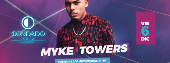 Myke Towers - Condado Club Denia