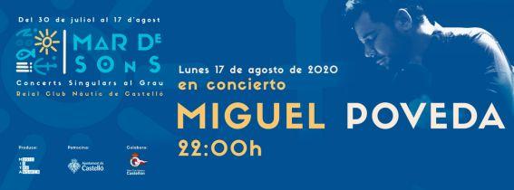 Mar de Sons - Miguel Poveda