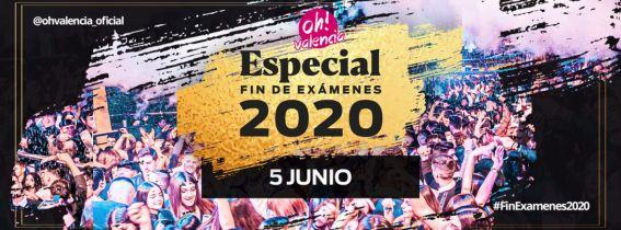 Especial Fin Examenes 5 JUNIO  2020